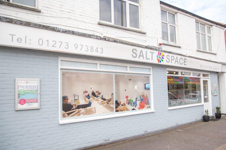 Salt Space front