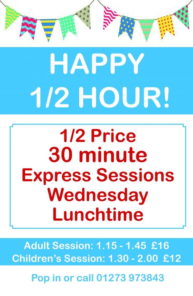 Half Price Express Sessions